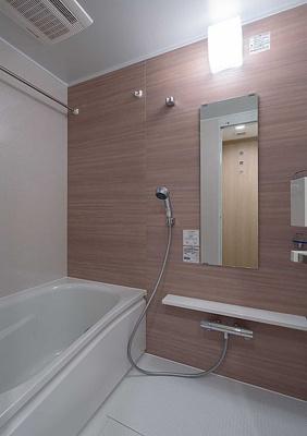 【浴室】ルーブル東十条弐番館