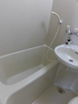 【浴室】クレストハイツ