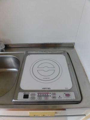 【キッチン】クレストハイツ