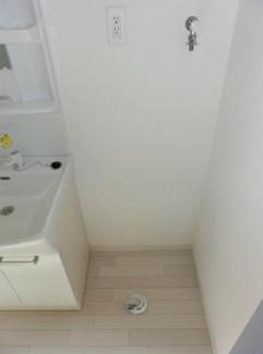 【ランドリースペース】《2017年築!》埼玉県和光市白子2丁目一棟アパート