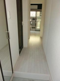 【玄関】《2017年築!》埼玉県和光市白子2丁目一棟アパート