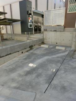 【駐車場】《2017年築!》埼玉県和光市白子2丁目一棟アパート