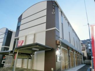 【外観】《2017年築!》埼玉県和光市白子2丁目一棟アパート