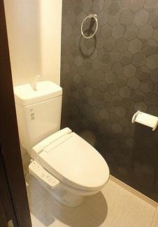 【トイレ】《2017年築!》埼玉県和光市白子2丁目一棟アパート