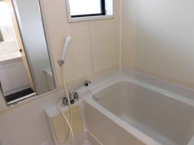 【浴室】プレジールホーコ A棟