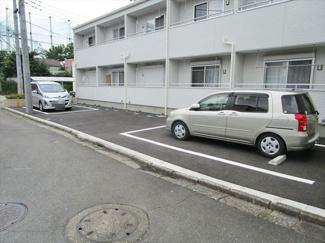 【駐車場】ZERO笠幡sta.