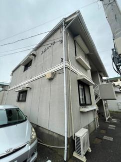 【外観】永広ハイツ フリーレント1ヶ月付♪ 2LDK