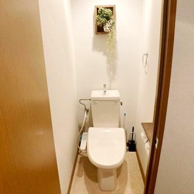 【トイレ】アーバンライフ六本木