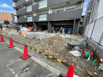 【エントランス】セレニテ新大阪プリエ