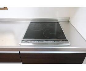 【キッチン】ヴィラ フィオーレ