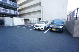 【駐車場】グラススクエア六番館
