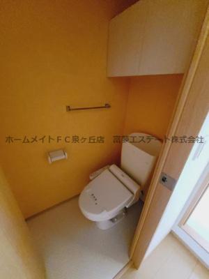 【トイレ】ボンヌ・ジュルネ