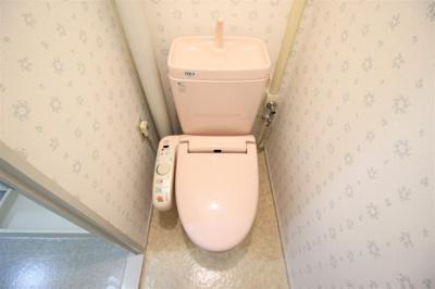 【トイレ】プチコート八尾