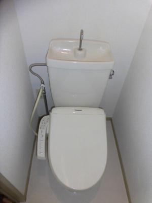 【トイレ】ベルマーレ巽