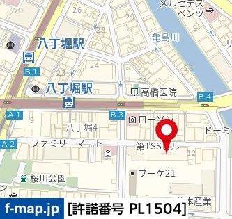 八丁堀の賃貸物件。 「クイーンズパレス東京中央」のことなら(株)メイワ・エステートへ
