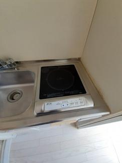 【キッチン】シティパレス清水町Ⅲ