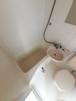 【浴室】シティパレス清水町Ⅲ