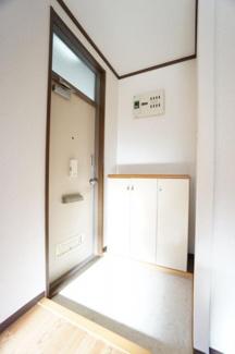 【玄関】シティハイムチハルI
