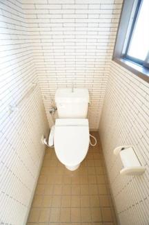 【トイレ】シティハイムチハルI