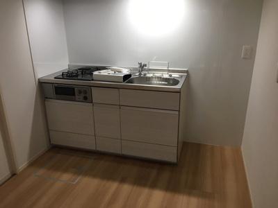 【キッチン】メゾンドブリエ