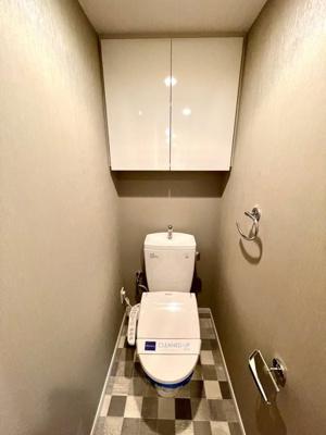 【トイレ】レジディア浅草橋