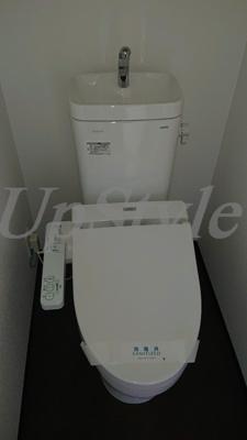 【トイレ】ディップス金町レジデンス