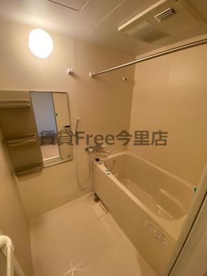 【浴室】コートグランシャリオ 仲介手数料無料