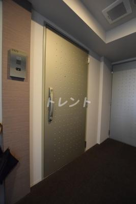 【玄関】フリージアテラス