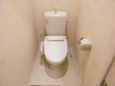 【トイレ】ガーデニア中野
