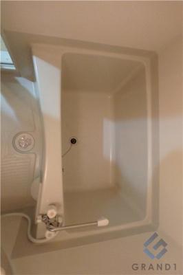 【浴室】プレサンス三宮ルミネス 初期費用は前家賃のみでOK!