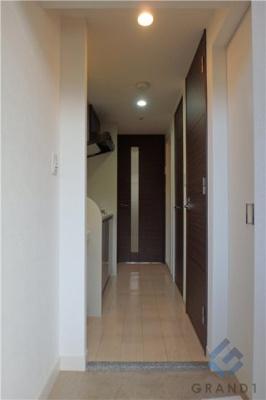 【玄関】プレサンス三宮ルミネス 初期費用は前家賃のみでOK!
