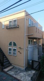 【外観】横浜市鶴見区岸谷2丁目一棟アパート