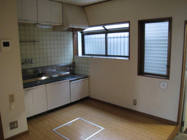 【キッチン】コーポ吉田