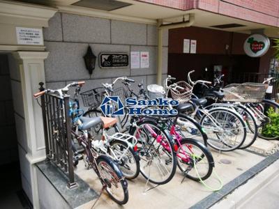【駐車場】スカイコート日本橋人形町第2