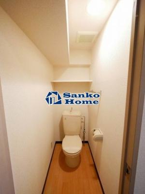【トイレ】スカイコート日本橋人形町第2
