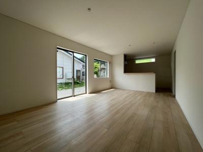 【外観】新築建売 遠野市東舘町 6号棟