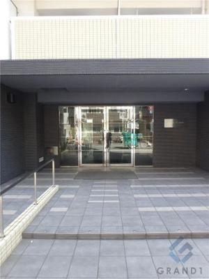 【エントランス】レジュールアッシュJUSO