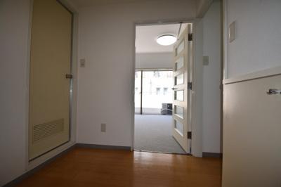 【玄関】東京タワーが見える素敵なお部屋に憧れ ベルメゾン東麻布