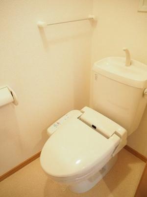 【トイレ】ウエスト・モンターニュA