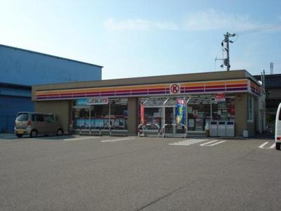 サークルK富山向新庄店まで343m