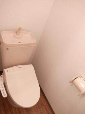【トイレ】クレール静岡 A