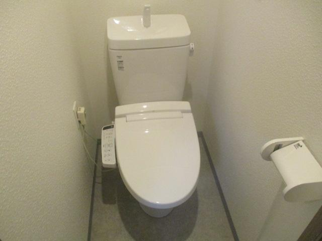 【トイレ】ヴェルドミール花園
