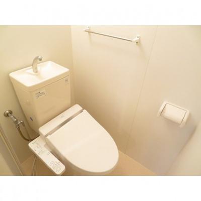 【トイレ】フルハウス