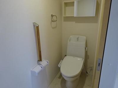 【トイレ】ユーヴィレッジ