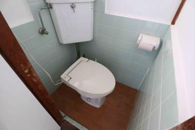 【トイレ】池島3丁目テラスハウス