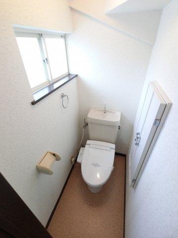 【トイレ】東金市家徳戸建