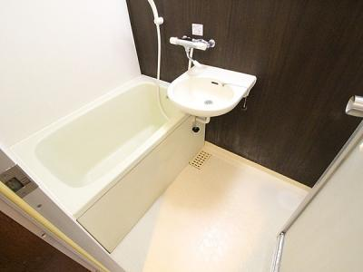 【浴室】カトレヤⅢ