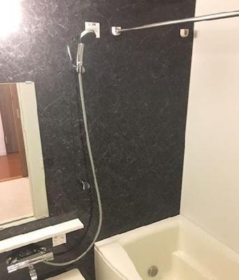 【浴室】クリア岩本町
