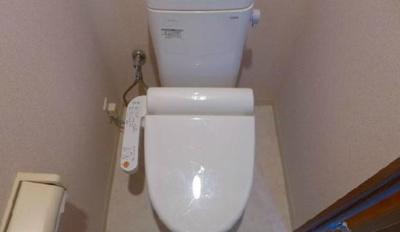 【トイレ】クリア岩本町