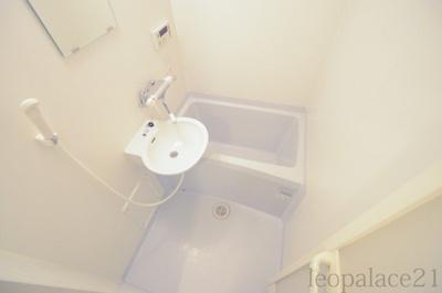 【浴室】レオパレスぎぶふぇる
